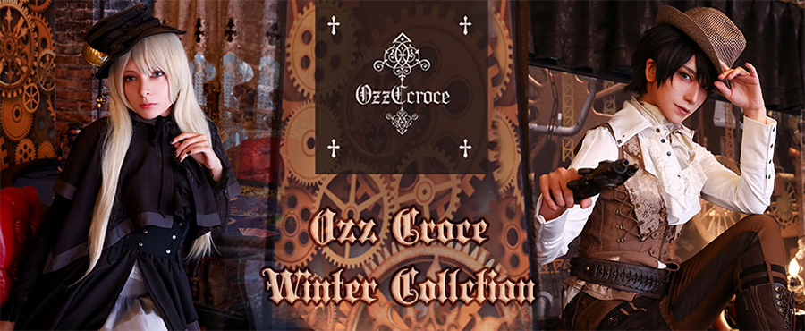 2019 Winter Collection -Ozz Croce-