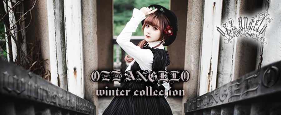 2020 OZZ ANGELO WINTER COLLECTION